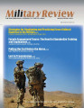 Military Review, March - April 2012.