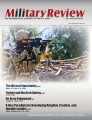 Military Review, July - August 2012.