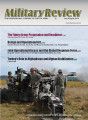 Military Review, July-August 2013.