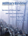 Military Review, January-February 2015.