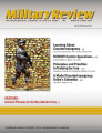 Military Review, March-April 2007.