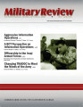 Military Review, May-June  2006.