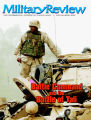 Military Review, July-August 2003.