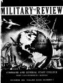 Military Review, October 1952
