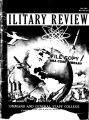 Military Review, January 1951.
