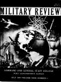 Military Review, July 1951.