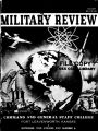 Military Review, September 1950.