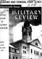 Military Review, April 1943.