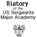 US Army Sergeants Major academy annual historical review: 1 January 1975- 31 December 1976.