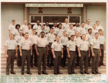 First Sergeant Course Validation Class- 1 April- 29 May 1981.