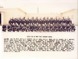 U.S. Army First Sergeant Course- Class 4-82.