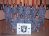 First Sergeant Course, Class-06-10, Ft. Campbell, KY.