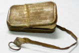 Model 1910 First Aid Field Dressing Packet.