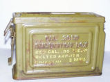 .30 Caliber M1 Ammunition Box.