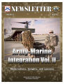 Army-Marine integration vol. II: observations, insights, and lessons.
