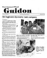 Fort Leonard Wood Guidon. August 29, 1985.