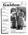Fort Leonard Wood Guidon. August 15, 1985.