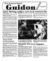 Fort Leonard Wood Guidon. July 18, 1985.