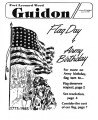 Fort Leonard Wood Guidon. June 13, 1985.
