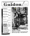 Fort Leonard Wood Guidon. June 27, 1985.