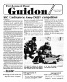 Fort Leonard Wood Guidon. April 18, 1985.