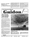 Fort Leonard Wood Guidon. April 25, 1985.