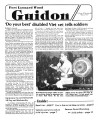Fort Leonard Wood Guidon. May 02, 1985.
