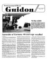 Fort Leonard Wood Guidon. May 09, 1985.