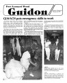 Fort Leonard Wood Guidon. February 28, 1985.