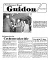 Fort Leonard Wood Guidon. January 17, 1985.