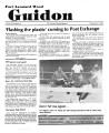 Fort Leonard Wood Guidon. November 27, 1985.
