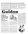 Fort Leonard Wood Guidon. November 21, 1985.