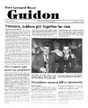 Fort Leonard Wood Guidon. November 14, 1985.