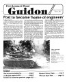 Fort Leonard Wood Guidon. March 07, 1985.
