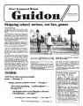 Fort Leonard Wood Guidon. February 23, 1984.