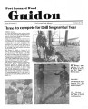Fort Leonard Wood Guidon. January 16, 1986.