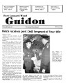 Fort Leonard Wood Guidon. January 23, 1986.
