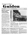 Fort Leonard Wood Guidon. February 06, 1986.