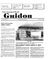 Fort Leonard Wood Guidon. February 27, 1986.