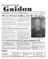 Fort Leonard Wood Guidon. March 13, 1986.