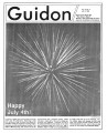 Guidon. July 03, 1986.