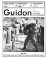 Guidon. October 23, 1986.