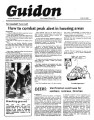 Guidon. July 15, 1983.