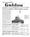 Fort Leonard Wood Guidon. November 08, 1984.