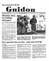 Fort Leonard Wood Guidon. October 25, 1984.