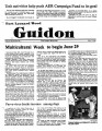 Fort Leonard Wood Guidon. June 07, 1984.