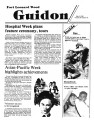 Fort Leonard Wood Guidon. May 03, 1984.
