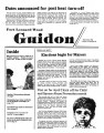 Fort Leonard Wood Guidon. March 29, 1984.