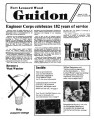 Fort Leonard Wood Guidon. March 15, 1984.