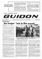 Fort Leonard Wood Guidon. January 24, 1980.